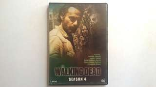 DVD  The Walking Dead