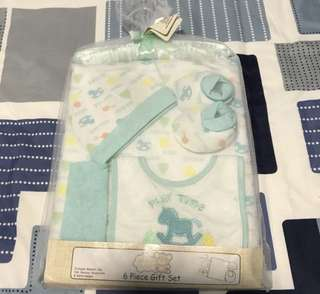 Baby Gift Set 6 Pieces