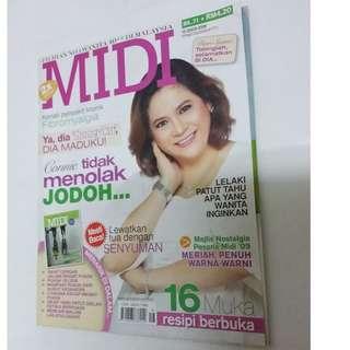 Majalah MIDI - 15 Ogos 2009