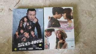 Hong Kong / Korea Dramas