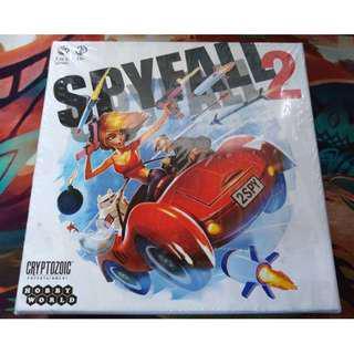 Spyfall 2 card game (Original)