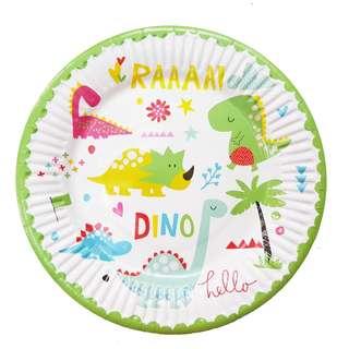 Dino Theme Partyware