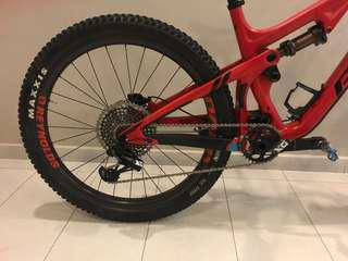 Maxxis minion and rekon 27.5 tires