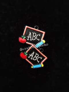 Charm for Fob/Keychain