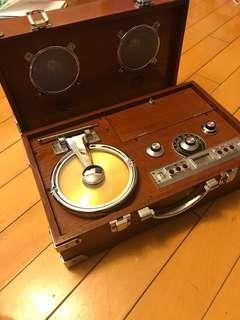 懷舊復古CD機