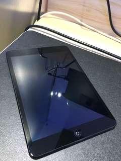 Apple iPad Mini 1 WiFi 16GB (black) #86