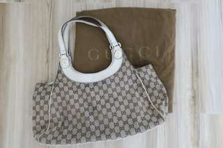 SELLING LOW!!! Gucci Monogram Hobo Bag