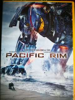 Pacific Rim DVD 📀 movie