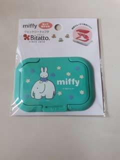 Miffy Wet Wipes Cover