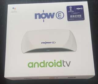 NOW Andriod TV Box