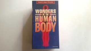 VHS Video  Wonders of The Human Body