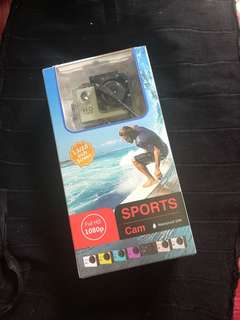 Sports Cam (water proof)