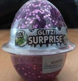 Glitzi Surprise Egg Slime, Collectibles