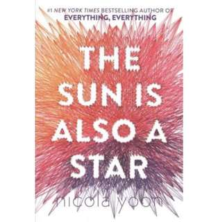✨ The Sun Is Also a Star - Nicola Yoon