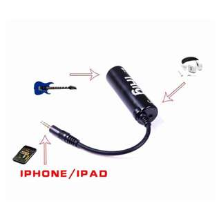 iRig Guitar Adapter for iPhone / iPad / iPod