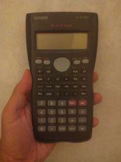 SCIENTIFIC CALCULATOR (CASIO fx-350MS)
