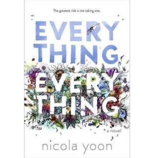 ✨ Everything, Everything - Nicola Yoon