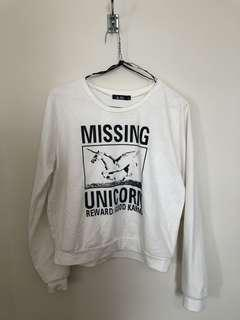 Missing unicorn jumper - Chicabooti