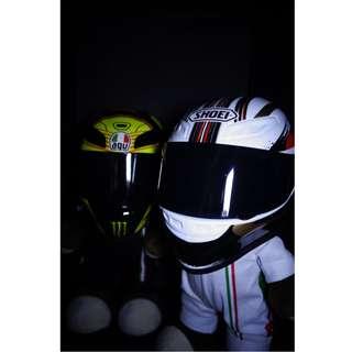 Rossi Valentino X Marc Marquez Mini figurine
