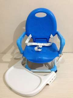 Highchair (blue)