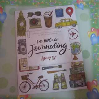The ABCs of Journaling by Abbey Sy