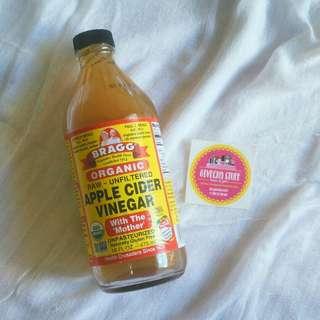 [ORI] Bragg Apple Cider Vinegar Full Size