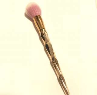 Rose Gold Tapered makeup brush