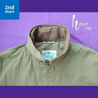 Jaket Troy Bros-L Original