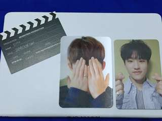 [WTS] Seventeen Director's Cut (Plot version) - Dino, S.coups, Hoshi-