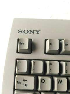 Sony keyboard KU-9855