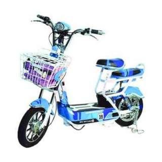 Sepeda Listrik earth untuk antar anak buah hati sekolah