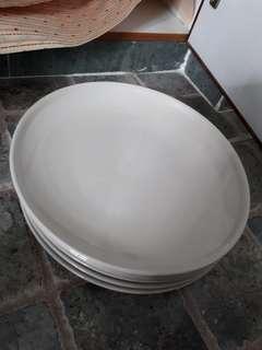 Preloved Ikea Dinner Plates(6)