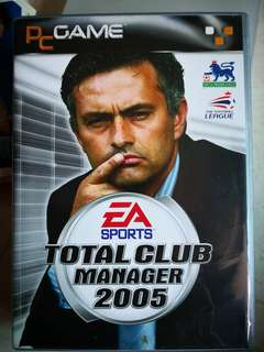 Pc game sports total club manager