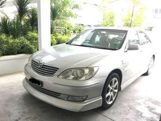 2002 Toyota Camry 2.4