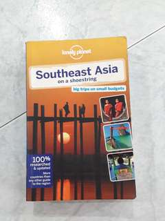 Loney Planet - Southeast Asia on a Shoestring