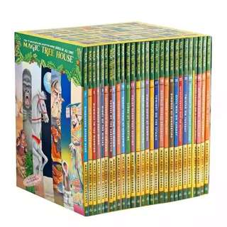 Magic tree house book 1-28 for sale