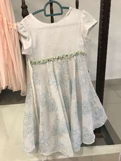 Casual dress for kid 7-9 years old