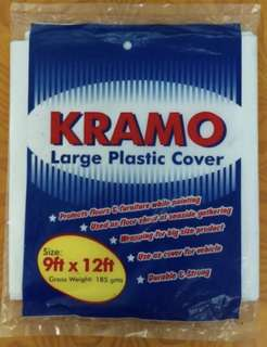 Large Plastic Cover