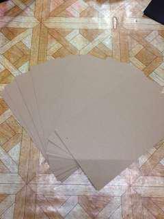 Kraft Paper Legal Size