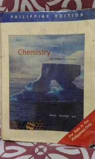 📚Chemistry, The Molecular Science by Moore, Stanitski and Jurs