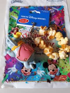 Authentic Disneyland Dumbo keychain