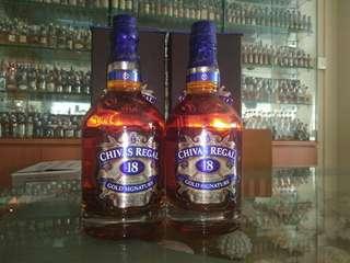 Chives Whisky 18yo