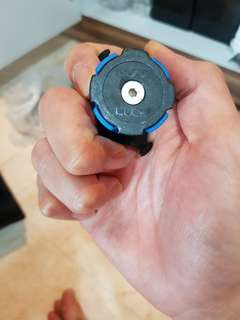 Quadlock HP mount