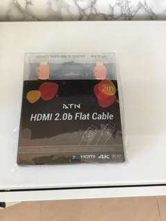 HDMI cable 線 2M