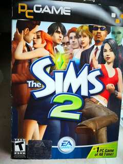 Pc game The Sims 2