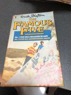 Famous 5. Book 1-2.