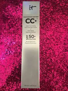 It Cosmetics CC Cream - Medium