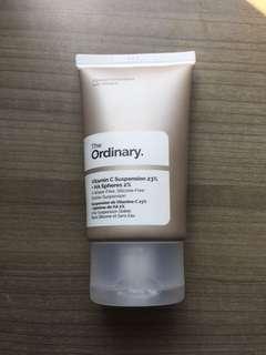 The Ordinary Vitamin C Suspension 23% + HA 2%