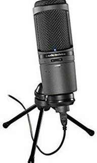 [ CHEAPEST!! ] Audio Technica At2020usbi