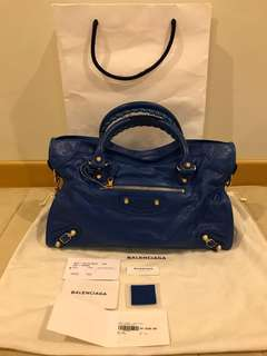 Balenciaga classic city Authentic